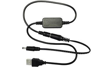 USBインバーター式充電ケーブル カラー 日本製